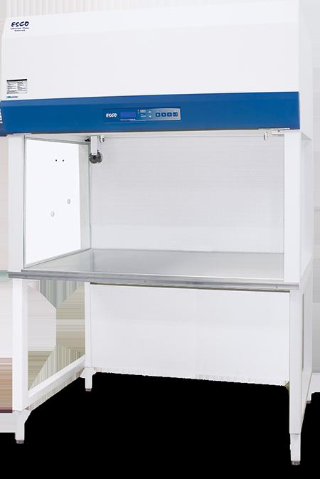 Airstream® Gen 3 Horizontal Laminar Flow Cabinet - Glass Side Wall, Fixed Sash