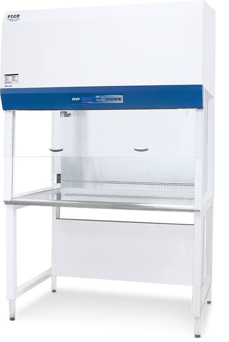 Airstream® Gen 3 Laminar Flow Clean Benches, Vertical with Sliding Sash (Glass Side Wall)