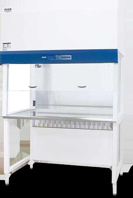 Airstream® Gen 3 Vertical Laminar Flow Cabinet - Glass Side Wall, Sliding Sash