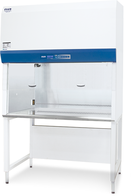 Airstream® Gen 3 Laminar Flow Clean Benches, Vertical with Fixed Sash  (Stainless Steel Side Wall)