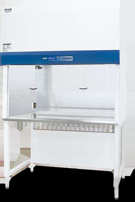 Airstream® Gen 3 Vertical Laminar Flow Cabinet - Stainless Steel Side Wall, Sliding Sash
