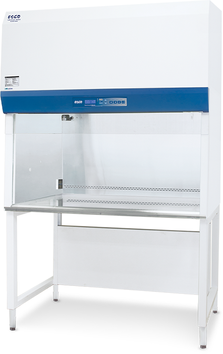 Airstream® Gen 3 Vertical Laminar Flow Cabinet - Stainless Steel Side Wall, Fixed Sash