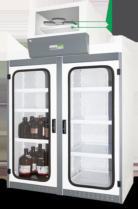 Ascent™ Filtered Storage Cabinet (D Series)