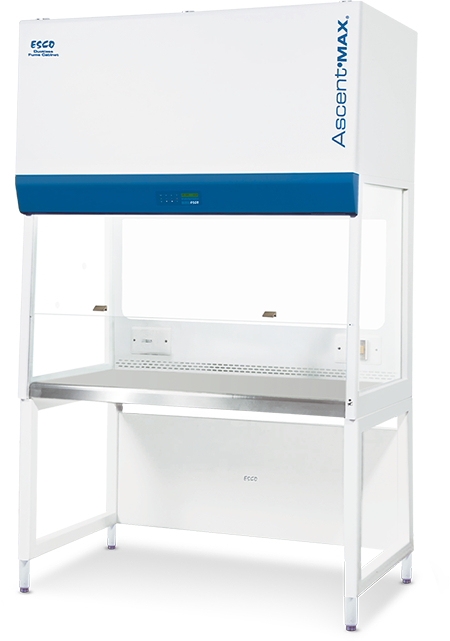Ascent® Max Ductless Fume Hood - With Transparent Back Wall (D-Series)