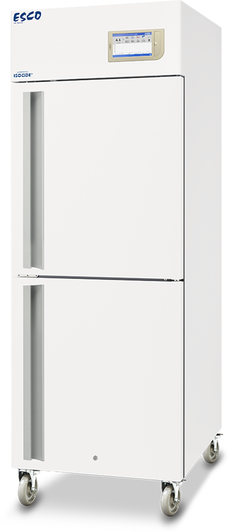 HP Series Lab Combination Refrigerator and Freezer Touchscreen Controller