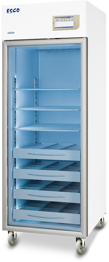 HP Series Lab Refrigerator Touchscreen Controller