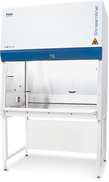 Streamline® Class II Biological Safety Cabinet, Stainless Steel Side Walls (SC2-S series)