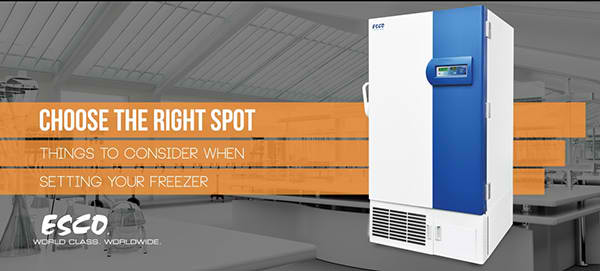 Choose the right SPOT: Ultra Low Temperature Freezers