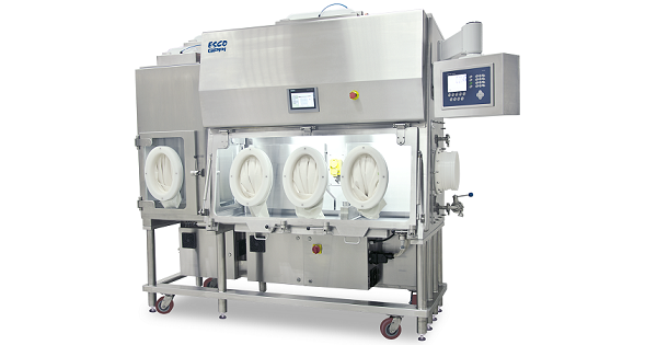 Esco Pharma ships out General Processing Platform Isolator (GPPI) to a client in Canada