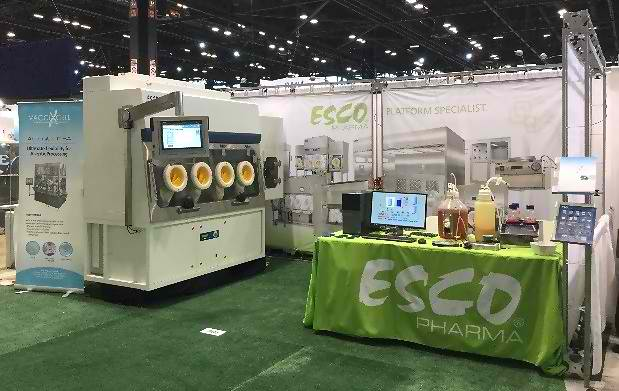 Esco Pharma Rolled the Tide to the Windy City