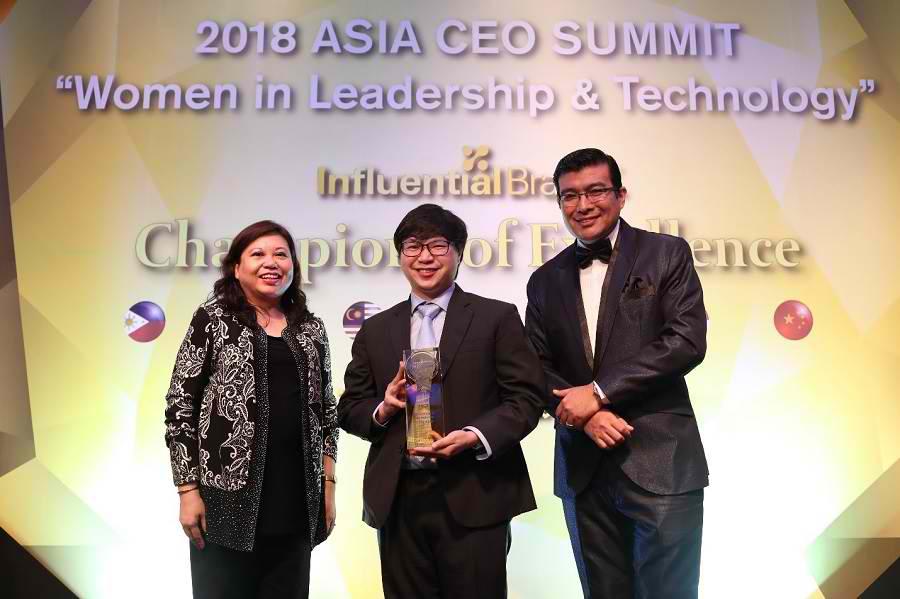 Компания Esco признана лучшим работодателем на азиатском саммите Influential Brands® 2018