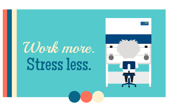 Stress-free Working Practices in the Lab