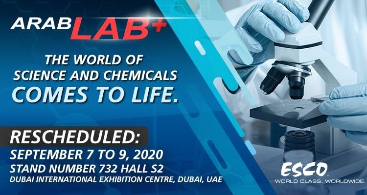 Esco Joins ArabLab 2020