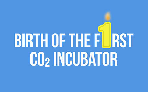 The evolution of CO2 Incubator