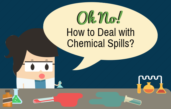 Dealing with Chemical Spill