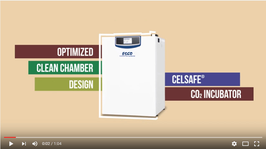 Incubator | CelSafe® incubator for Cell Culture