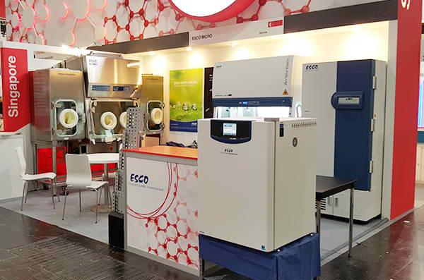 Esco at Medica 2015