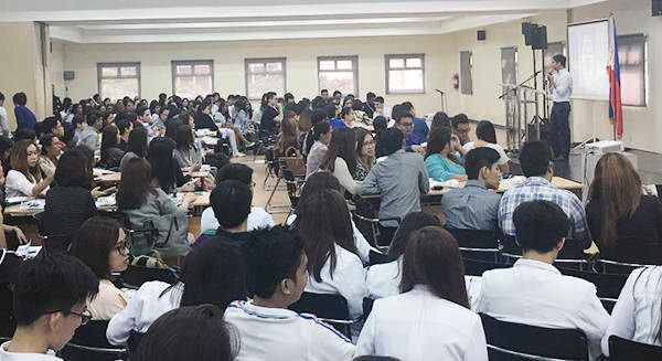 Esco partners with UST; 1st run of seminar – a success!