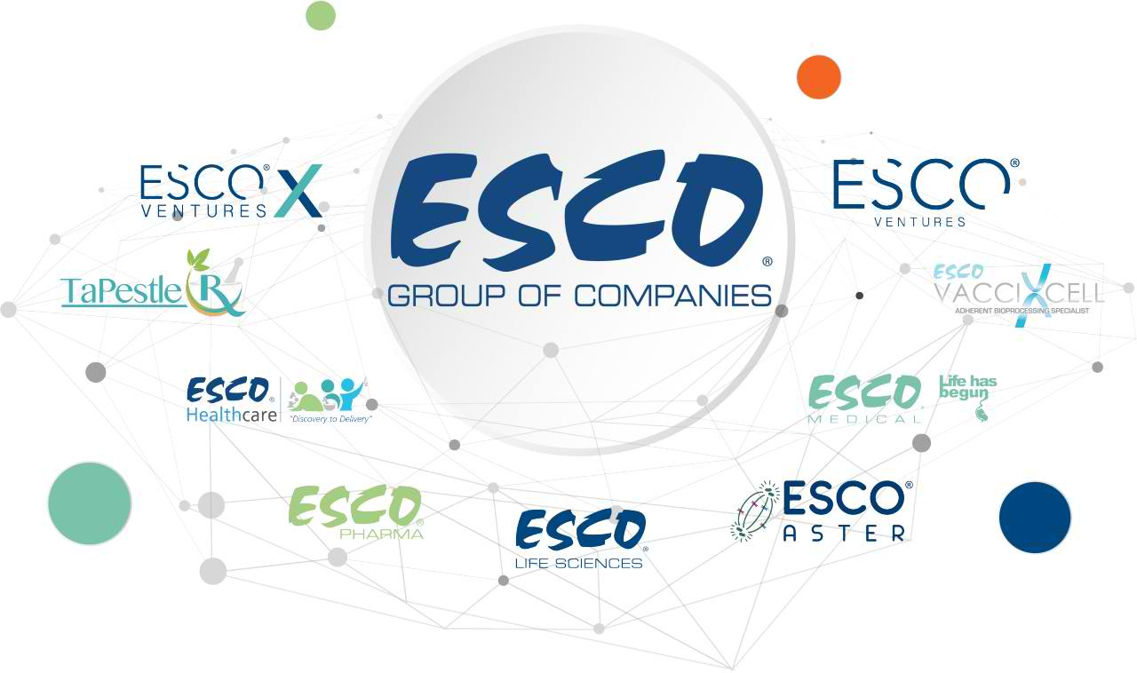 Global Life Sciences Ecosystem Begins with the Launch of the Esco Group Website