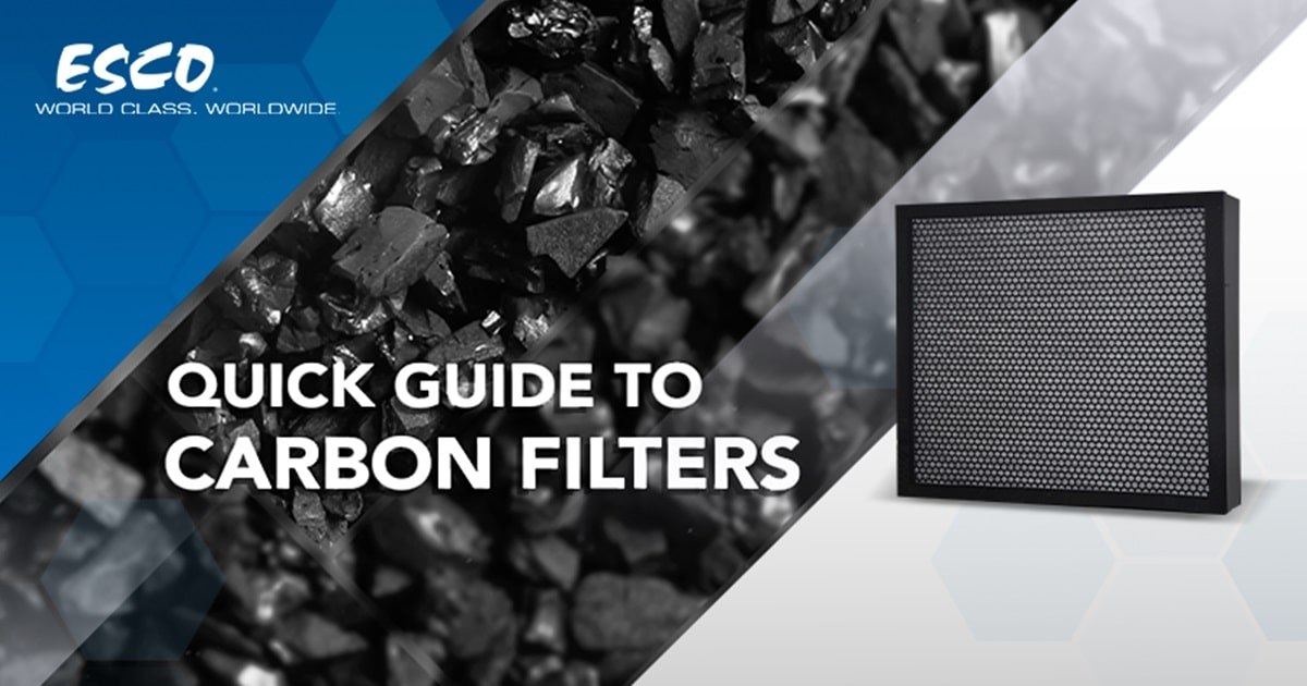 Quick Guide to Carbon Filters