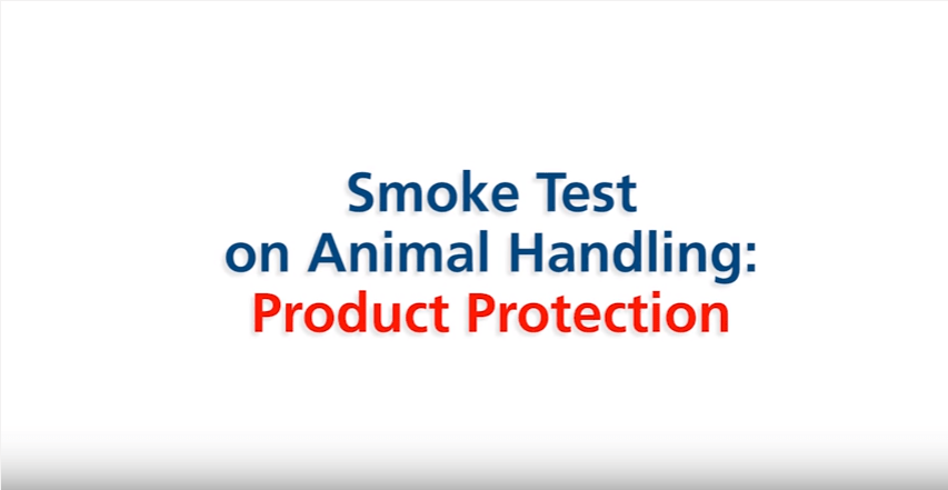 Esco Animal Workstation Smoke Test Video
