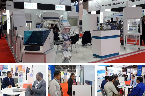 Thank you for visiting us during the Arab Lab 2018!
