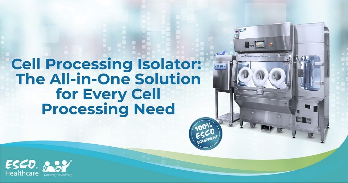 셀 프로세싱을 위한 All-in-One Solution.(The All-in-One Solution For Every Cell Processing Need)