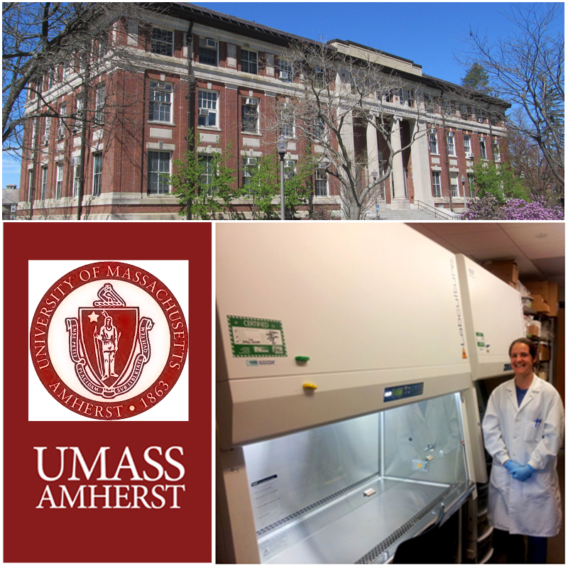 Esco Products Helping to Enable Cutting-Edge Research at the University of Massachusetts, Amherst, MA.